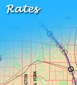 Rental Limo Rates